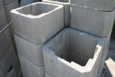 Concrete Sanitation Box